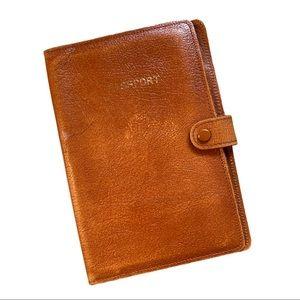 Vintage | Genuine Leather Passport Cover